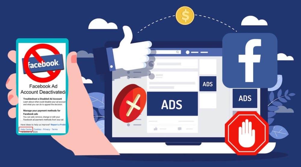 Facebook Ads Account Blocked